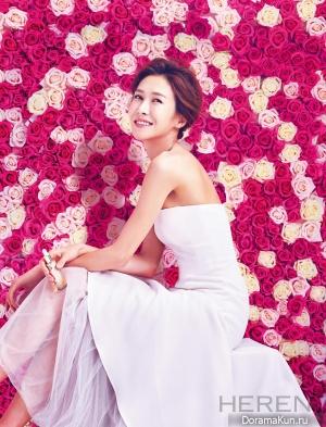 Yoon Hye Jin для Heren December 2015