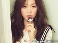 Yoon Hyun Min, Kim Seul Gi для CeCi November 2014