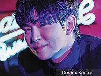 Yoon Kyun Sang для Singles November 2015 Extra