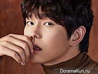 Yoon Kyun Sang для The Celebrity October 2015