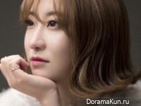 Yoon Kyung для Gorgeous