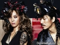 Yoon Mi Rae, Tiger JK, Bizzy для Angel