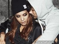 Tiger JK, Yoon Mi Rae для High Cut Vol.134