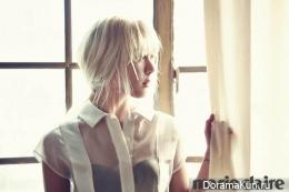 Yoon Mi Rae для Marie Claire March 2015