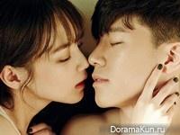 Kim Moo Yeol, Yoon Seung Ah для Elle Bride April 2015