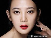 Yoon Seung Ah для InStyle September 2015