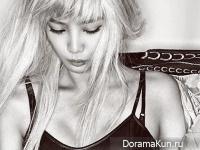 Yoon Seung Ah для Nylon September 2014
