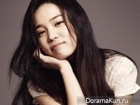 Yoon So Hee для InStyle June 2015