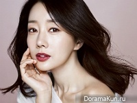 Yoon Son Ha для The Saem CF