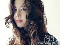 Yum Jung Ah для Marie Claire November 2015