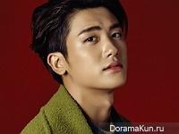 ZE:A (Hyungsik) для SURE December 2015
