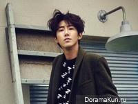 ZE:A (Kwanghee) для CeCi October 2015