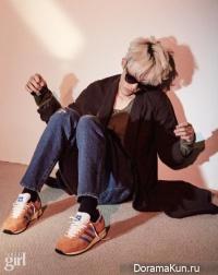 Zion.T для Vogue Girl Korea November 2015 Extra