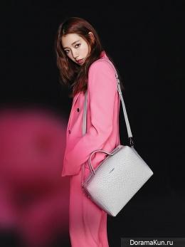 Park Shin Hye для Bruno Magli S/S 2016