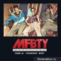 MFBTY (Yoon Mi Rae, Tiger JK, Bizzy) – WondaLand