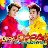 Dong Hae & Eun Hyuk – Oppa, Oppa Japanese Single