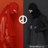 'Who You?' против 'Black': борьба между заглавными треками G-Dragon'а