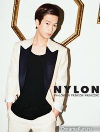 10cm для NYLON February 2013