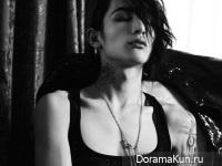 Lee Soo Hyuk & Kim Min Hee для Dazed & Confused