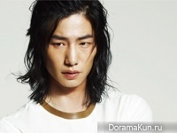 Song Jae Rim для High Cut 2012