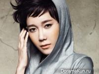 Lee Ji Ah для First Look 2012
