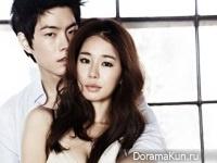 Yoo In Na, Hong Jong Hyun для GQ 2011