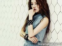 Goo Hara (KARA) для W Korea 2012