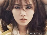 Son Ye Jin для Tory Burch 2012