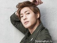 Kim Hyun Joong для Hang Ten 2012