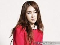 Yoo In Na, Cha Ye Ryun для Vogue Girl Korea 2012