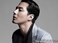 Jo In Sung для GQ Korea 2012