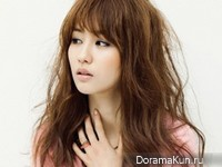 Park Ha Sun для Vogue Girl 2012