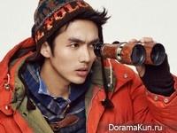 Seulong (2AM) для GEEK December 2012