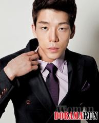 Changmin (2AM) для Woman Sense Magazine