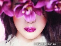 Park Bom (2NE1) для Allure March 2013