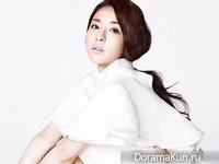 Dara (2NE1) для Elle March 2013