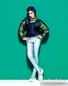 Minzy (2NE1) для Marie Claire March 2013 Extra