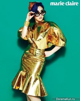 Minzy (2NE1) для Marie Claire March 2013