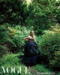 CL (2NE1) для Vogue July 2013