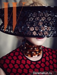 CL (2NE1) для W Korea April 2013 Extra