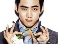 2PM (Taecyeon) для CeCi December 2013