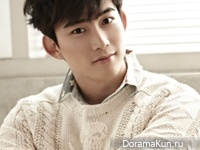 Taecyeon (2PM) для InStyle August 2014