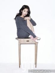 Nam Ji Hyun, Kwon So Hyun для Elle Girl February 2013