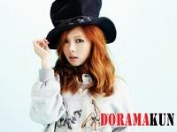 HyunAh (4Minute) для Fast Magazine 2012