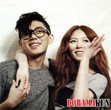 Yoo Ah In, HyunA для High Cut Vol. 74 Extra