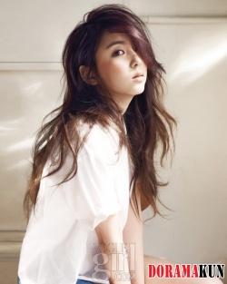 4Minute для Vogue Girl Korea April 2012