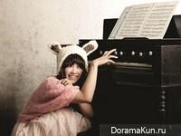 Jung Eunji (A Pink) для Woman Chosun November 2012