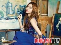 After School для Cosmopolitan Korea August 2012