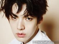 Ahn Jae Hyun для W Korea August 2014