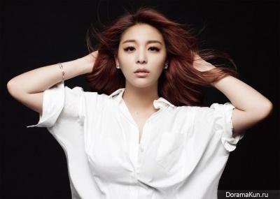 Ailee для K Wave Magazine September 2013